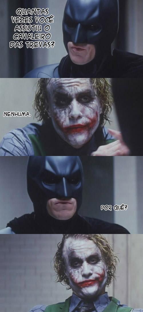 Batman & Coringa - O Oscar