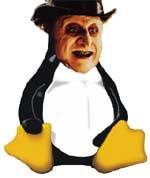 Mascote da MS Linux - Tux