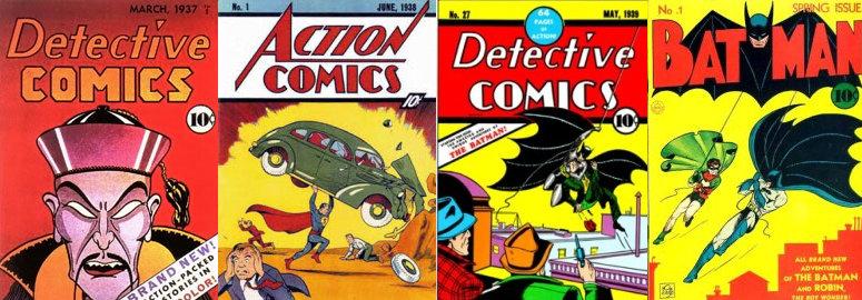 DC Superman & Batman Clássicos valendo US$ 1 Milhão