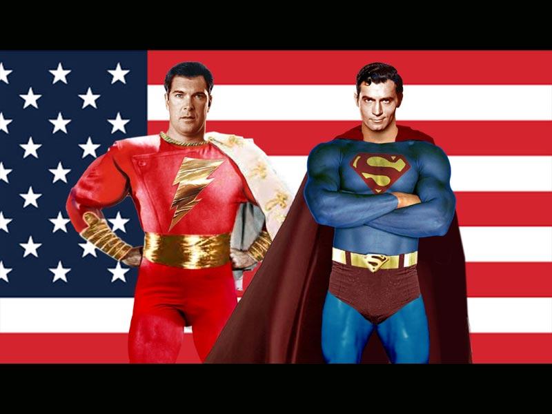 Superman Vs. Capitão Marvel (Shazam)
