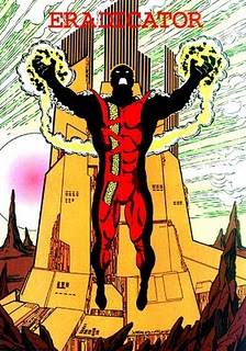 Superman - Erradicator