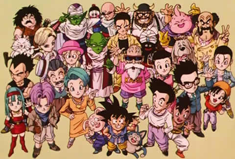 Dragon Ball GT: Grande Erro