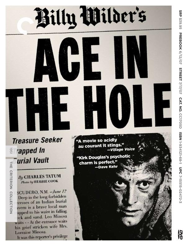 A Montanha dos Sete Abutres (Ace in the Hole)
