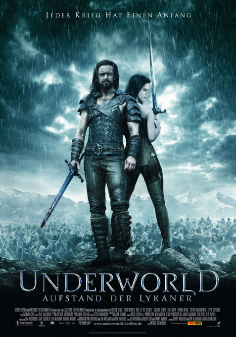 Anjos da Noite 3 - A Rebelião (Underworld - Rise of the Lycans)