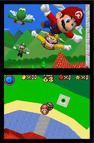 Super Mario 64 DS - The Flight