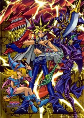 Yu-Gi-OH - The King of Games