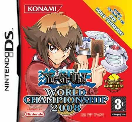 Yu-Gi-Oh! World Championship 2008 DS