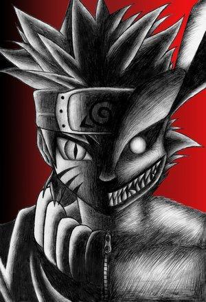 Evil Naruto Kyuubi