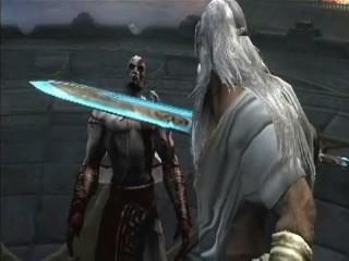 God of War 3: Kratos Vs. Zeus