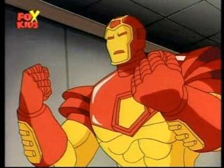 Homem de Ferro anos 90 - Fox Kids
