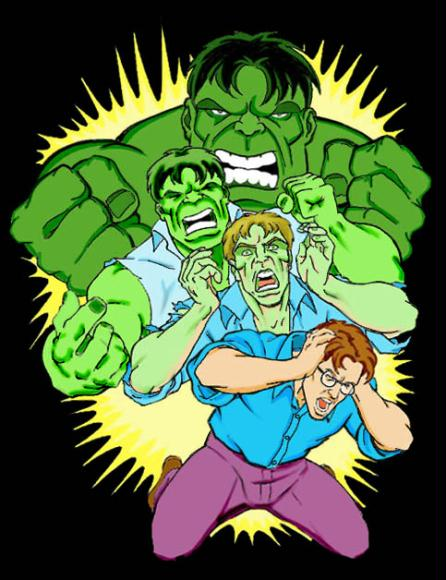 Hulk - Fox Kids