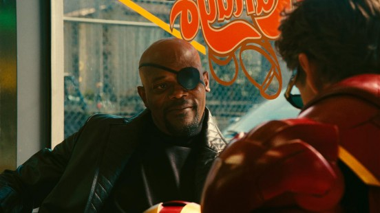 Nick Fury and Tony Stark: Vingadores