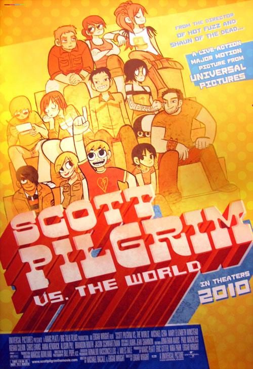 Scott Pilgrim - The Movie