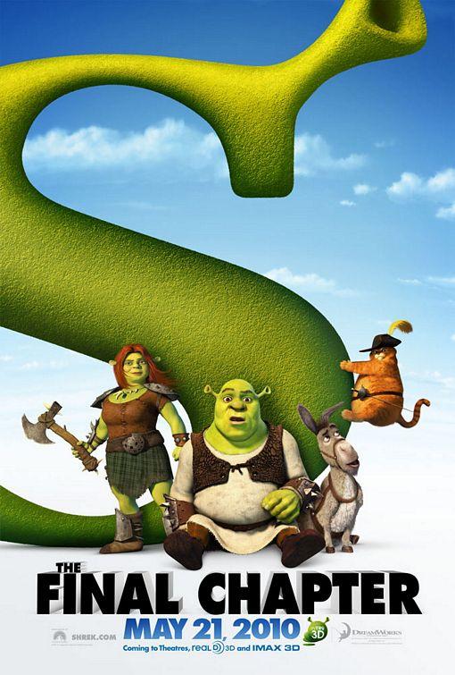 Shrek Forever After - Final Capter (Shrek Para Sempre - Capítulo Final)