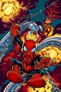 Spider-Pig Vs. Wild