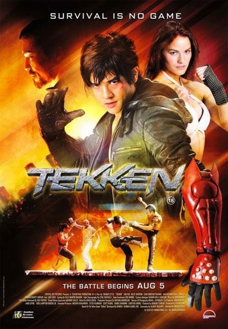 Tekken - The Movie