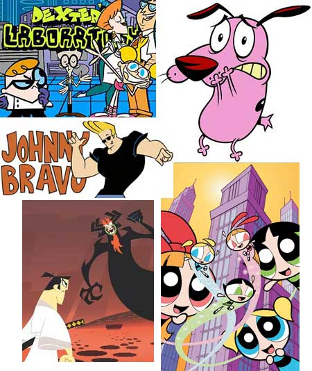 Cartoon Network - Cartoon Cartoons