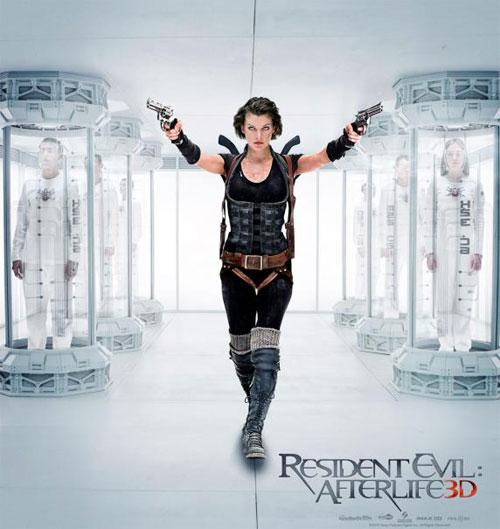 Resident Evil Afterlife 3D - Não vale a pena