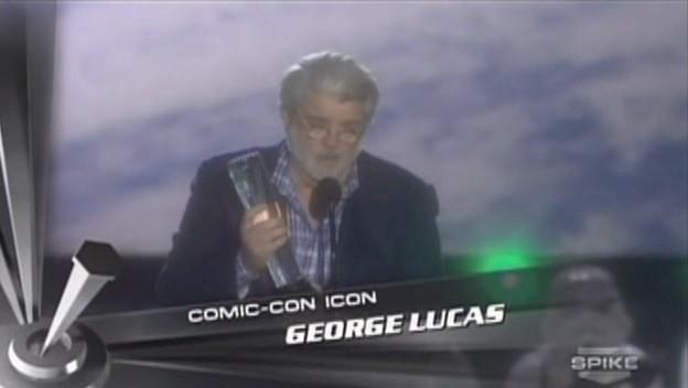 Scream Awards - George Lucas