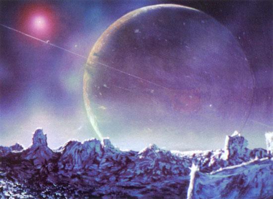 Planeta Alien