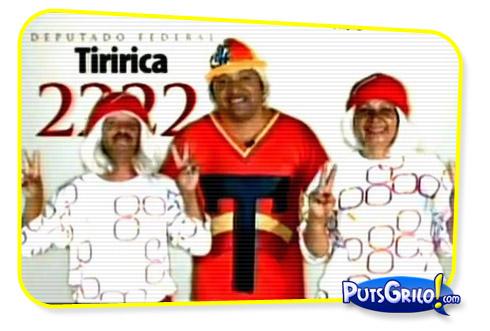Tiririca - Recorde - Deputado
