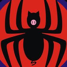 Na Teia do Porco-Aranha - Simbolo