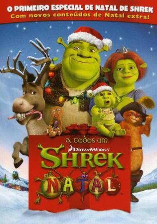 Natal do Shrek