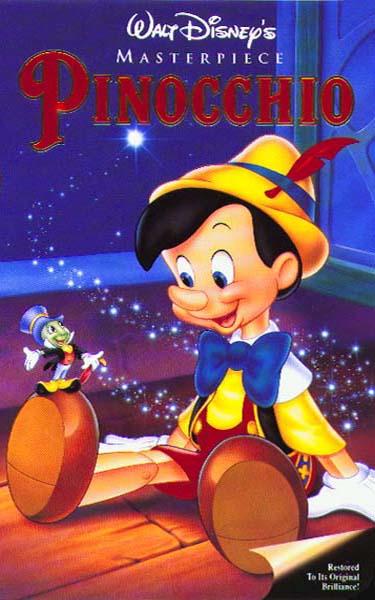 Pinóquio (Pinocchio 1940)