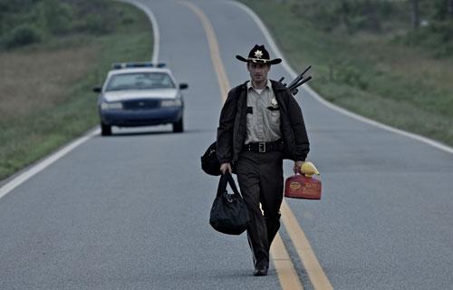The Walking Dead - Fim da primeira temporada