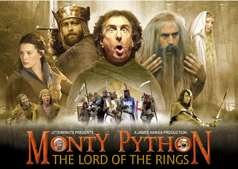 Monthy Python - The Lord of the Rings