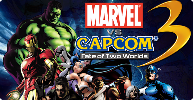 Marvel Vs. Capcom 3 - Fate of Two Worlds
