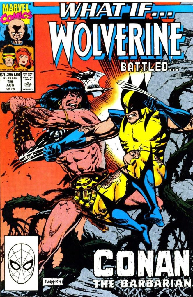 What if Wolverine Vs. Conan