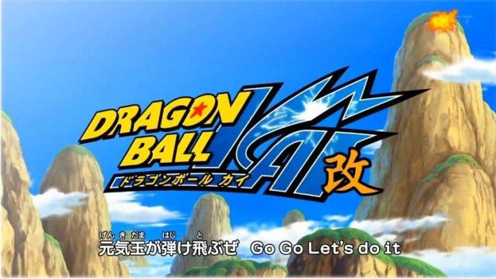 Dragon Ball Kai Estréia no Brasil Amanhã no Cartoon Network