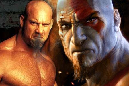Kratos and Goldberg - Brothers?