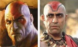 Molaram (Indiana Jones e o Templo da Perdição) - O Pai de Kratos (God of War)