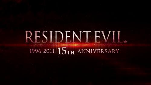 Resident Evil - 15 Anos