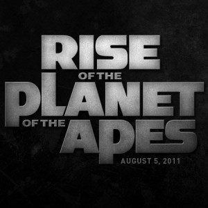 Rise of Planet of the Apes - Poster