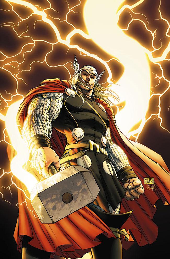 Thor - O Filho de Odin