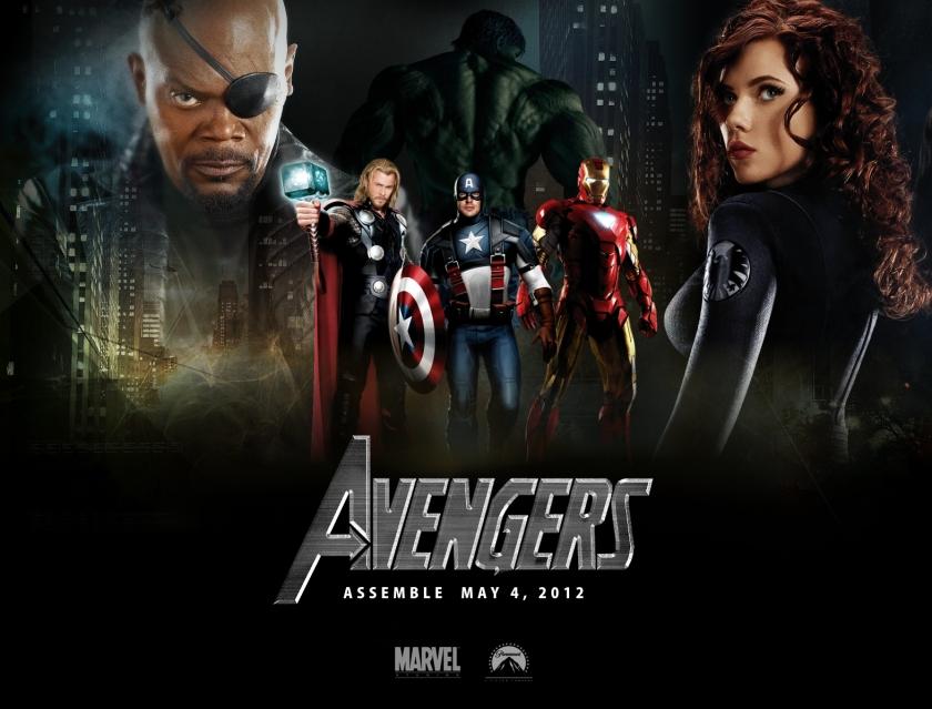 Avengers - Marvel - Fan Poster