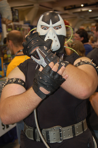 Bane in Real Life