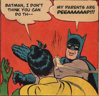 Batman - My Parents Are Dead - The Movie by Christopher Nolan