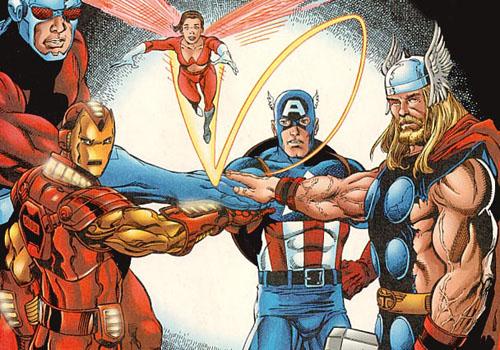 Capitão América - Avante Vingadores
