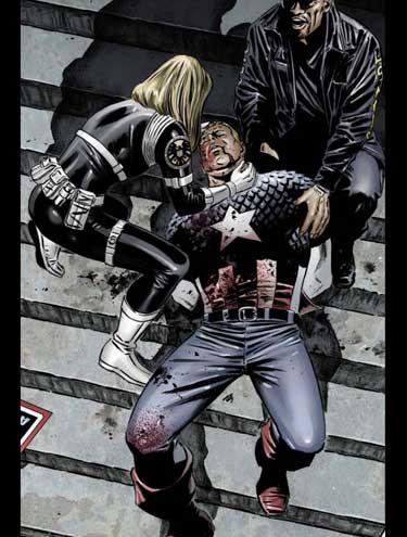 Captain America - Steve Roges