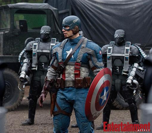Captain America - The First Avenger - Chris Evans