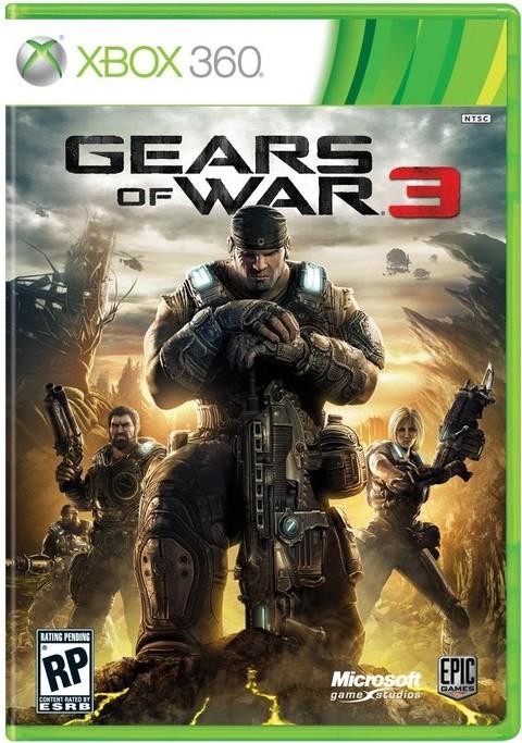 Gears of Wars 3 - Xbox 360
