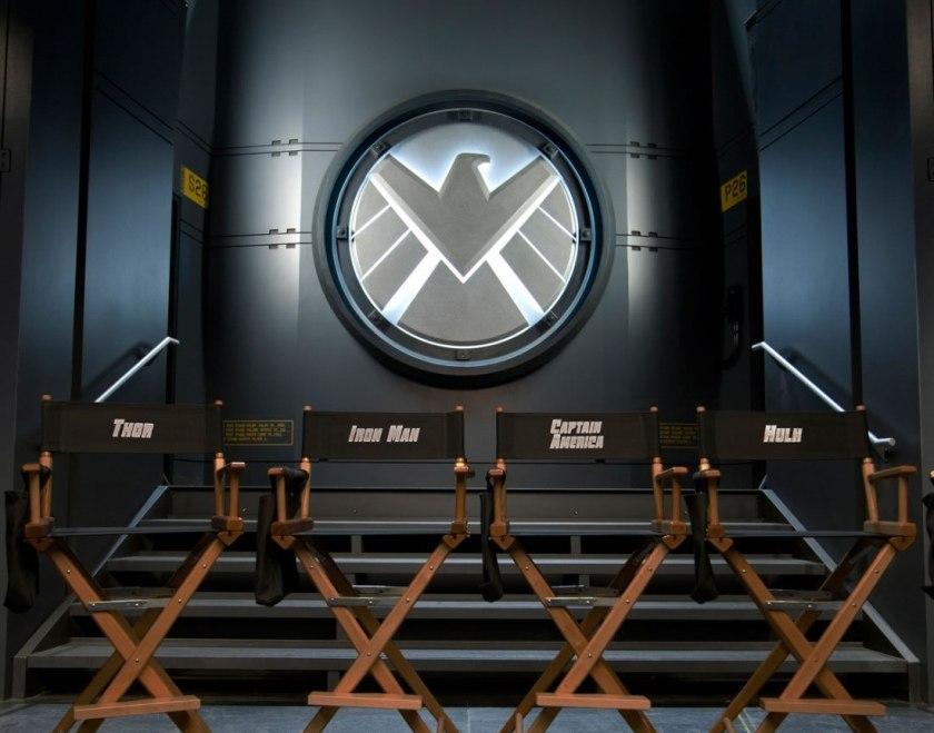 Inicio das Filmagens - Avengers