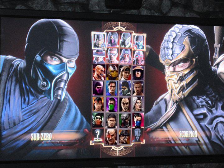 Mortal Kombat 9 - Choose your Destiny!