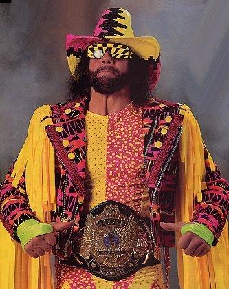 Morre Macho Man Randy Savage R.I.P.