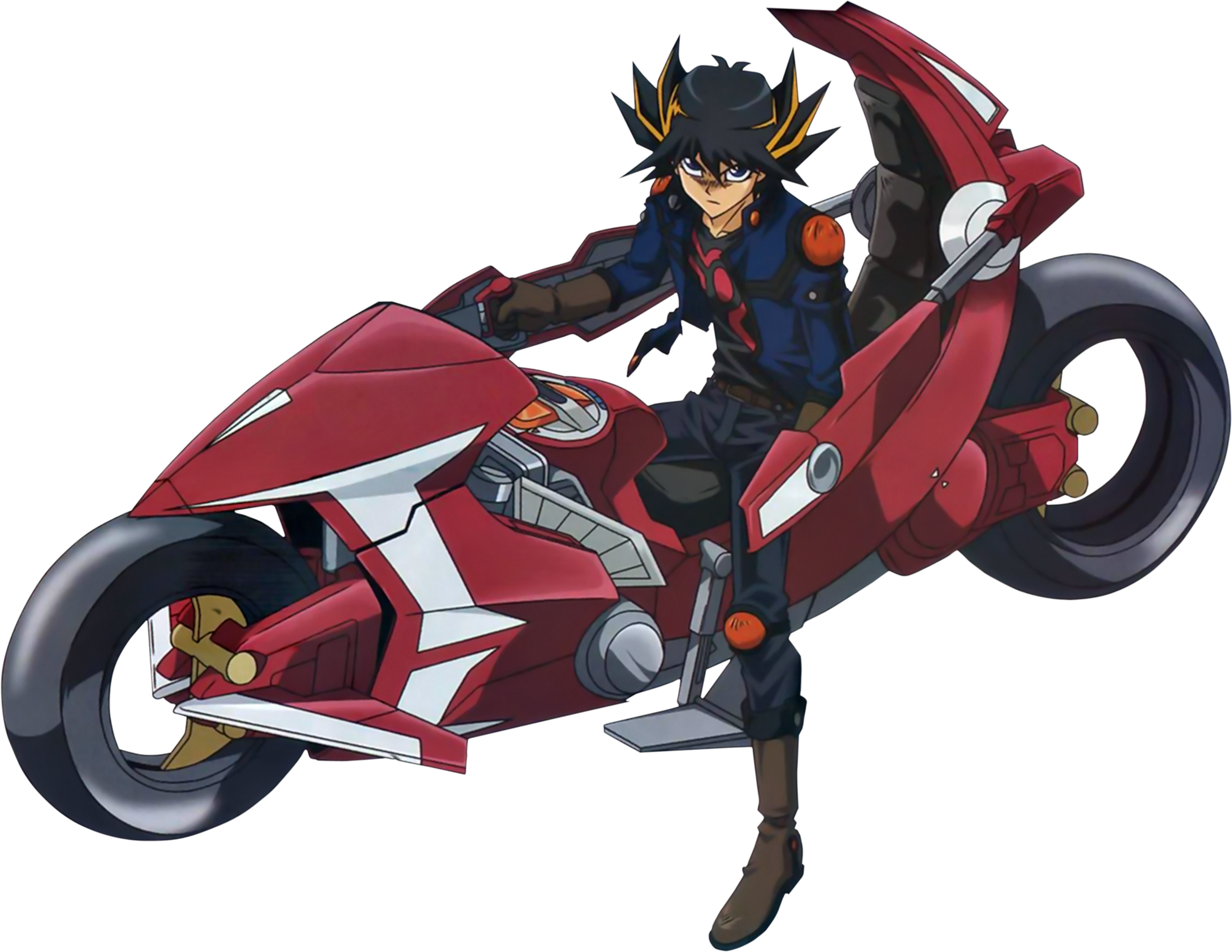 Anime review yu gi oh 5ds a terceira gera o mundo Oh design