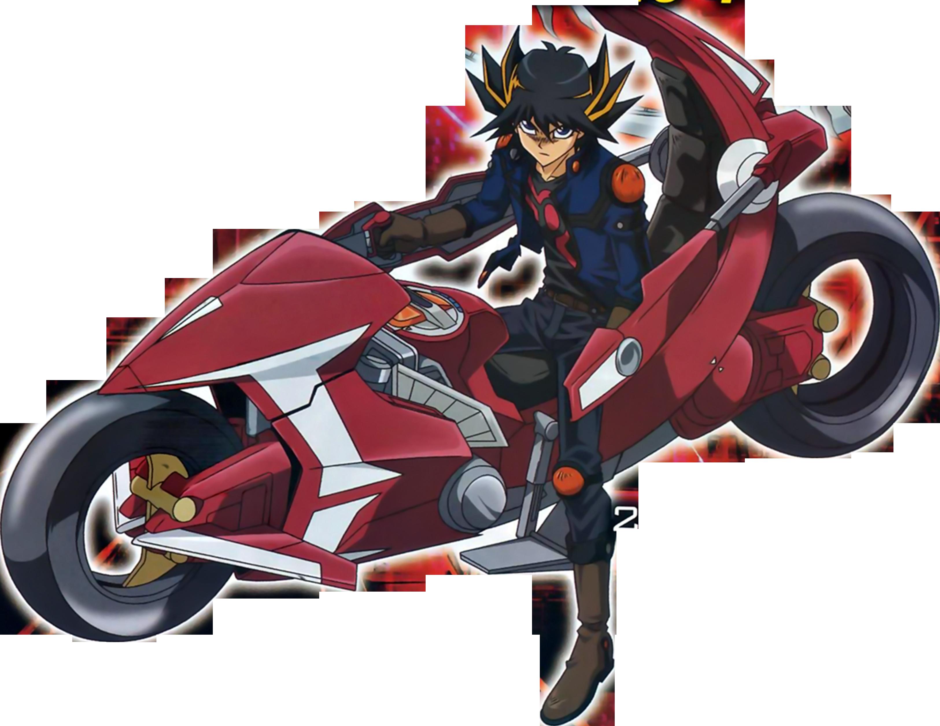 Anime review yu gi oh 5ds a terceira gera o mundo Oh design